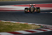 February 19-22, 2015: Formula 1 Pre-season testing Barcelona : Romain Grosjean (FRA), Lotus