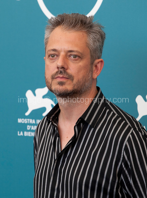 Venice, Italy, 30th August 2019, Director Benedict Andrews at the photocall for the film Seberg at the 76th Venice Film Festival, Sala Grande. Credit: Doreen Kennedy/Alamy Live News