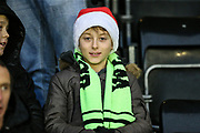 FGR supporter during the EFL Sky Bet League 2 match between Forest Green Rovers and Mansfield Town at the New Lawn, Forest Green, United Kingdom on 15 December 2018.