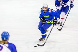 Confidenti Sara of Slovenia during hockey match between Slovenia and Great Britain in IIHF World Womens Championship, Division II, Group A, on April 4, 2018 in Ledena dvorana Maribor, Maribor, Slovenia. Photo by Ziga Zupan / Sportida