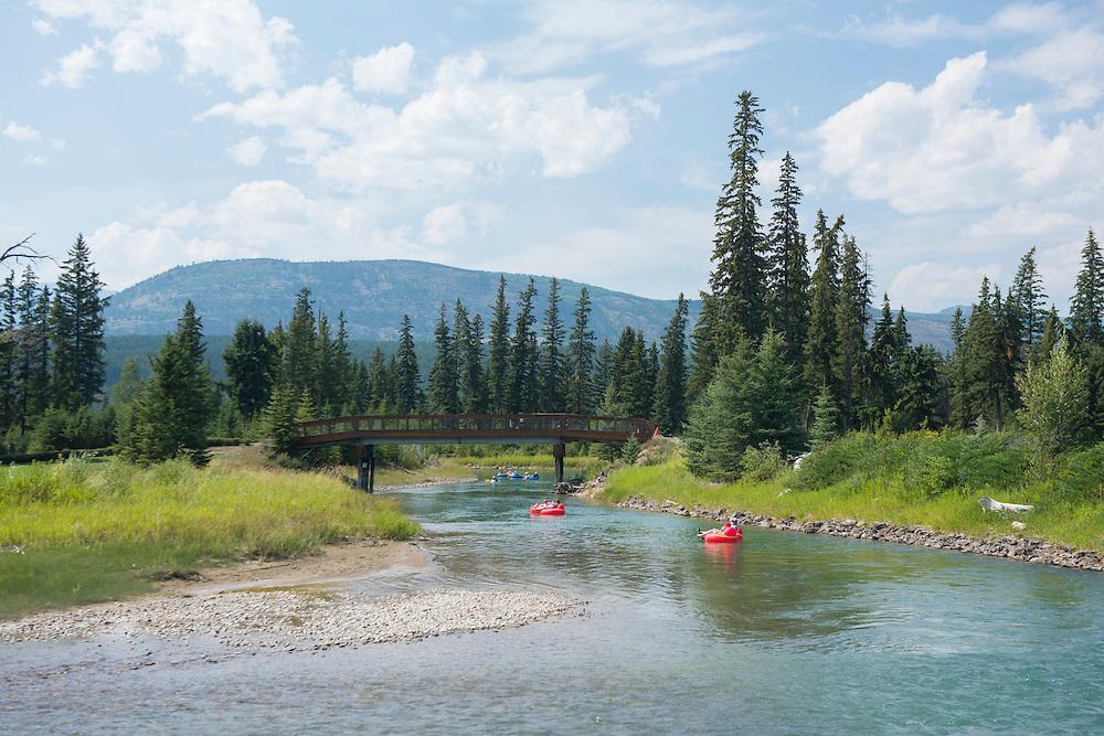 Canada, British Columbia, Rockies, Rocky Mountains, Kootenay, Radium Hot Springs, Fairmont Hot Springs
