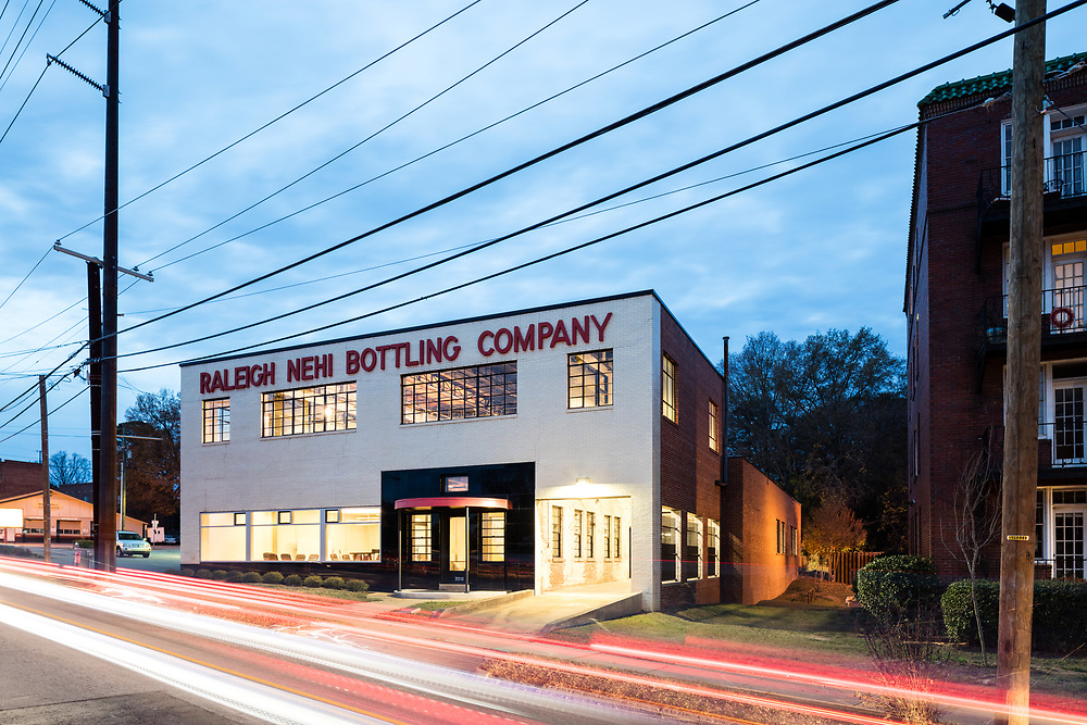 Nehi Bottling Renovation   Maurer Architects   Raleigh, North Carolina