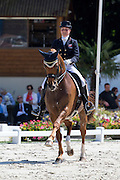 Cathrine Dufour - Atterupgaards Cassidy<br /> FEI European Dressage Championships for Young Riders and Juniors 2013<br /> © DigiShots