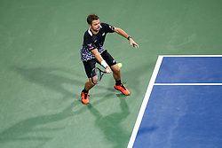 July 31, 2018 - Washington, District of Columbia, U.S. - WASHINGTON, DC - JULY 31: STANISLAS WAWRINKA (SUI) during day two match of the 2018 Citi Open on July 31, 2018, at Rock Creek Park Tennis Center in Washington D.C. (Photo by Chaz Niell/Icon Sportswire) (Credit Image: © Chaz Niell/Icon SMI via ZUMA Press)