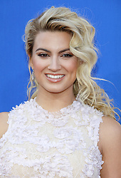 Tori Kelly at the Los Angeles premiere of 'Sing' held at the Microsoft Theater in Los Angeles, USA on December 3, 2016.