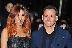 Stacey Solomon and Joe Swash attends the Game of Thrones: Hardhome - special screening at the Empire, Leicester Square in London, England. 14th March 2016. EXPA Pictures © 2016, PhotoCredit: EXPA/ Photoshot/ James Warren<br /> <br /> *****ATTENTION - for AUT, SLO, CRO, SRB, BIH, MAZ, SUI only*****