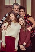 Family portrait photography by Tallmadge Akron photographer Mara Robinson