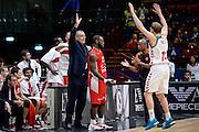 DESCRIZIONE : Milano Lega A 2014-15 Olimpia EA7 Emporio Armani Milano - Vitoria<br /> GIOCATORE : Jasmin Repesa<br /> CATEGORIA : Allenatore Coach Mani <br /> SQUADRA : Olimpia EA7 Emporio Armani Milano<br /> EVENTO : Campionato Lega A 2015-2016<br /> GARA : Olimpia EA7 Emporio Armani Milano - Vitoria<br /> DATA : 16/10/2015<br /> SPORT : Pallacanestro<br /> AUTORE : Agenzia Ciamillo-Castoria/M.Ozbot<br /> Galleria : Lega Basket A 2015-2016 <br /> Fotonotizia: Milano Lega A 2015-16 Olimpia EA7 Emporio Armani Milano - Vitoria