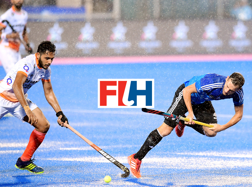 Odisha Men's Hockey World League Final Bhubaneswar 2017<br /> Match id:19<br /> India v Argentina<br /> Foto: Matias Paredes (Arg) <br /> COPYRIGHT WORLDSPORTPICS FRANK UIJLENBROEK