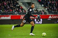 Jean Philippe GBAMIN - 25.01.2015 - Reims / Lens  - 22eme journee de Ligue1<br /> Photo : Dave Winter / Icon Sport *** Local Caption ***