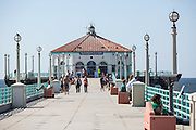 Manhattan Beach Pier California