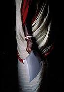 In the Ganges delta in West Bengal former ferries turned into dispensaries go from village to village to bring to remote villages medicines and treatment..Each village lends a space for the doctor to receive to patients who number between 100 and 150 each day.<br /> <br /> Dans le delta du Gange des ferries transform&eacute;s en dispensaires vont de village en village pour apporter aux villageois isol&eacute;s des traitements et des m&eacute;dicaments. Dans chaque village on pr&ecirc;te &agrave; l'association des boutiques ou des maisons en construction pour recevoir les patients. Le medecin voit entre 100 et 150 patients par jour..Kodachrome