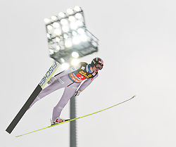 30.12.2011, Schattenbergschanze / Erdinger Arena, GER, Vierschanzentournee, FIS Weldcup, Probedurchgang, Ski Springen, im Bild Andreas Bardal (NOR) // Andreas Bardal of Norway during the trial round at 60th Four-Hills-Tournament, FIS World Cup in Oberstdorf, Germany on 2011/12/30. EXPA Pictures © 2011, PhotoCredit: EXPA/ P.Rinderer
