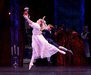 The Nutcracker <br /> choreography by Sir Peter Wright <br /> at the <br /> Birmingham Royal Ballet <br /> Birmingham Hippodrome, Great Britain <br /> 24th November 2017 <br /> Laura Day as Clara <br /> <br /> <br /> Photograph by Elliott Franks <br /> Image licensed to Elliott Franks Photography Services