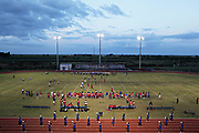 MELISSA LYTTLE   |   Times<br /> The Anquan Boldin Stadium shines brightly like a beacon of light and hope deep in the sugar cane fields in Western Palm Beach County.