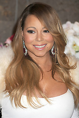 FEB 13 2014 Mariah Carey in New York