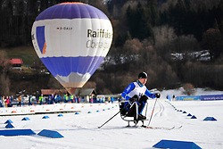 VADUTOV Valeriy, KAZ at the 2014 IPC Nordic Skiing World Cup Finals - Middle Distance