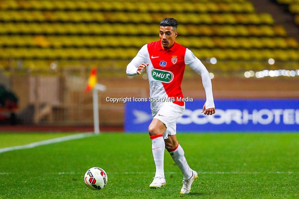 Nabil Dirar  - 21.01.2015 - Monaco / Evian Thonon   - Coupe de France 2014/2015<br /> Photo : Sebastien Nogier / Icon Sport