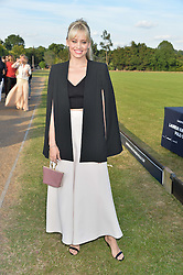 KIMBERLY WYATT at the Laureus Polo held at Ham Polo Club, Ham, Richmond, Surrey on 18th June 2015.