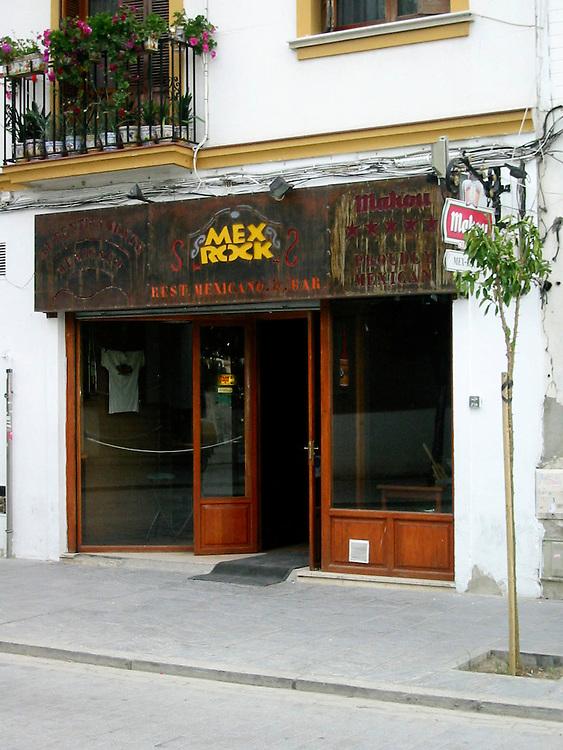 Mex Rock Bar Seville Spain