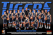 2012 WBA Team Photos
