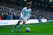 Leeds United forward Helder Costa (17) during the EFL Sky Bet Championship match between Leeds United and Queens Park Rangers at Elland Road, Leeds, England on 2 November 2019.