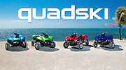 The Quadski XL fleet by Gibbs Sports in Islamorada, Florida.  Automotive Photography by Jeffrey A McDonald