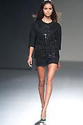 Teresa Helbig in Mercedes-Benz Fashion Week Madrid 2013