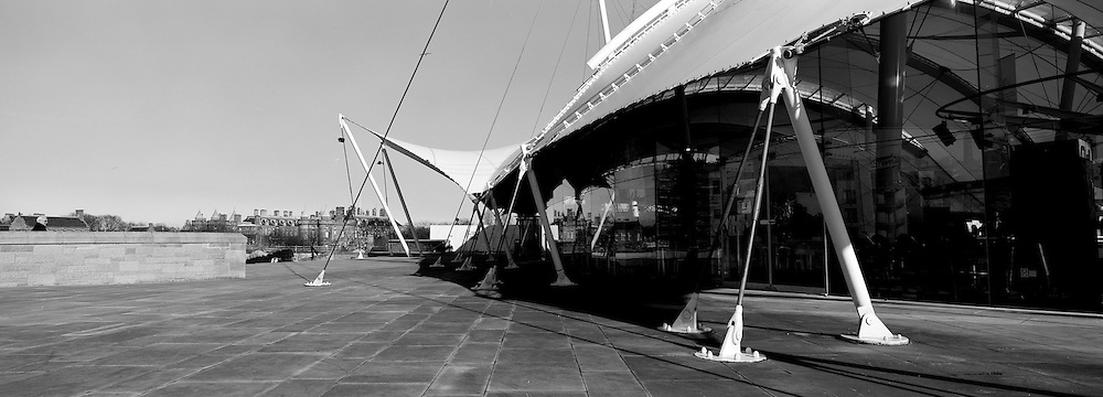 Our Dynamic Earth visitor centre Edinburgh