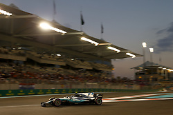 November 26, 2017 - Abu Dhabi, United Arab Emirates - Motorsports: FIA Formula One World Championship 2017, Grand Prix of Abu Dhabi, .#77 Valtteri Bottas (FIN, Mercedes AMG Petronas F1 Team) (Credit Image: © Hoch Zwei via ZUMA Wire)