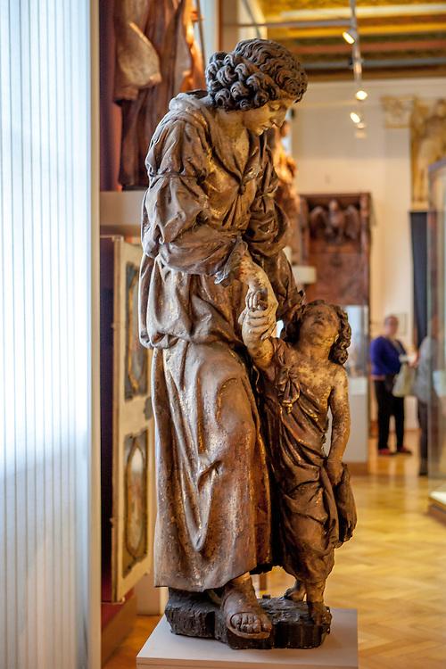 Exponate im Prager Stadtmuseum.
