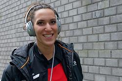 08–01-2020 NED: Olympic qualification tournament women, Apeldoorn<br /> Belgium - Germany / Ivana Vanjak #19 of Germany