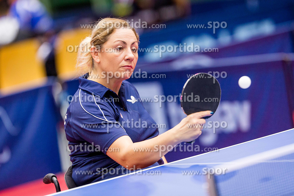 DRETAR Helena during day 2 of 15th EPINT tournament - European Table Tennis Championships for the Disabled 2017, at Arena Tri Lilije, Lasko, Slovenia, on September 29, 2017. Photo by Ziga Zupan / Sportida