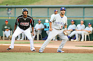 Matt Olson Stockton Ports - August 2014 - Lake Elsinore/Rancho Cucamonga Series