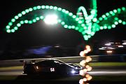 March 12-15, 2019: 1000 Miles of Sebring, World Endurance Championship. 54 Spirit of Race, Ferrari 488 GTE, Giancarlo Fisichella, Francesco Castellacci, Thomas Flohr