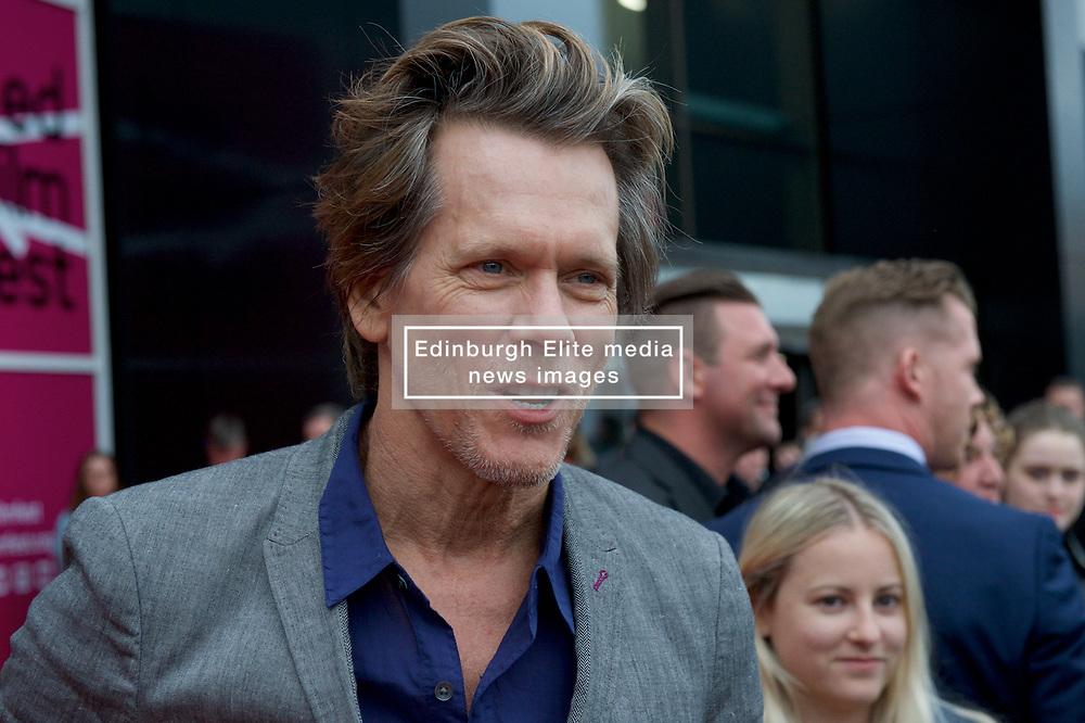 Kevin Bacon, on the red caplet at the Edinburgh International Film Festival for the World Premier of Story of a Girl, Cineworld, Thursday 22nd June 2017(c) Brian Anderson | Edinburgh Elite media