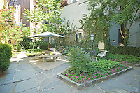Patio at 725 Greenwich St