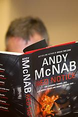 OCT 31 2012 Andy McNab