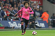 Scotland Midfielder Ikechi Anya during the FIFA World Cup Qualifier group stage match between England and Scotland at Wembley Stadium, London, England on 11 November 2016. Photo by Phil Duncan.