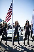 September 13-15, 2019: Lamborghini Super Trofeo, Laguna Seca. Lamborghini grid girls