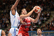 Ceron Marco<br /> Red October Cantu' - Consultinvest Pesaro<br /> LegaBasket 2016/2017<br /> Desio 13/10/2016<br /> Foto Ciamillo-Castoria