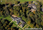 aerial photograph of Smiths Hall  Bolton