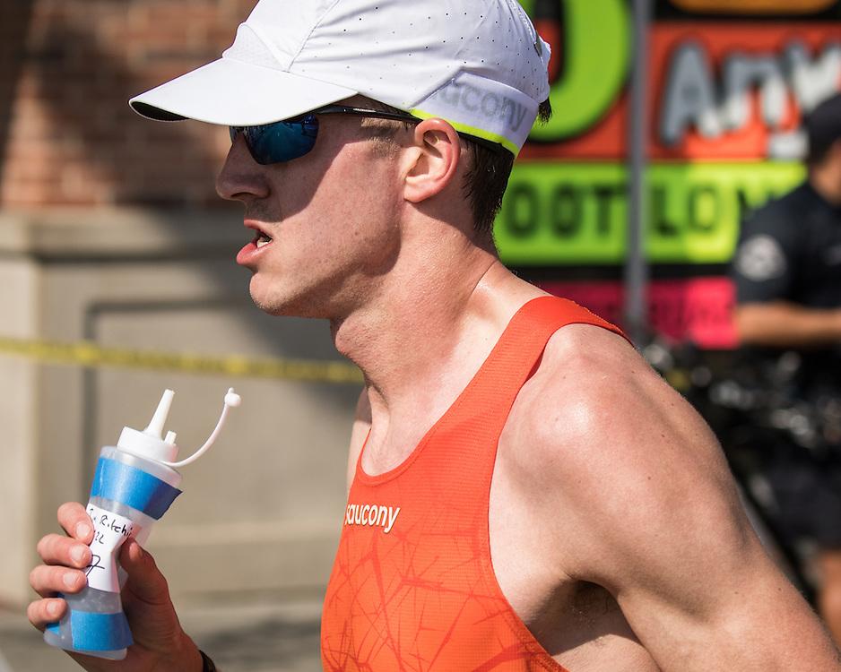 USA Olympic Team Trials Marathon 2016, Ritchie, Saucony