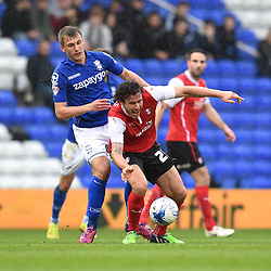 Birmingham City v Rotherham United