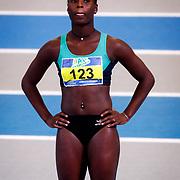 NLD/Apeldoorn/20180217 - NK Indoor Athletiek 2018, 60 meter dames, eruska Eduarda