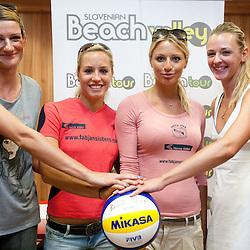 20110621_ SLO, Beachvolley - Slovenian Beach Tour 2011 press conference