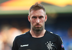 September 20, 2018 - Vila-Real, Castellon, Spain - Allan McGregor of Rangers FC prior the UEFA Europa League Group G match between Villarreal CF and Rangers FC at La Ceramica Stadium on September 20, 2018 in Vila-real, Spain. (Credit Image: © Maria Jose Segovia/NurPhoto/ZUMA Press)
