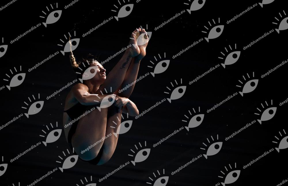 DALLAPE' Francesca ITA<br /> Diving - Women's  3m springboard semifinal<br /> Day 08 31/07/2015<br /> XVI FINA World Championships Aquatics Swimming<br /> Kazan Tatarstan RUS July 24 - Aug. 9 2015 <br /> Photo Giorgio Perottino/Deepbluemedia/Insidefoto