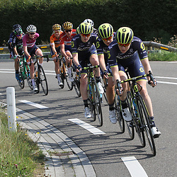 03-09-2017: Wielrennen: Boels Ladies Tour: Sittard: Orica Scott