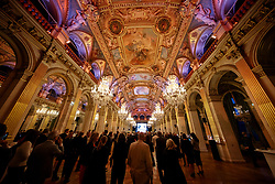 Rathaus von Paris Hôtel de Ville<br /> Paris - FEI World Cup Finals 2018<br /> Impressionen Draw-Party<br /> www.sportfotos-lafrentz.de/Stefan Lafrentz<br /> 11.04.18